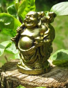 Wander-Buddha